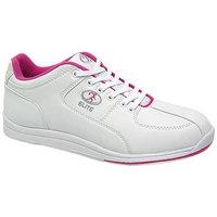 Elite Ariel White/Pink 8.5