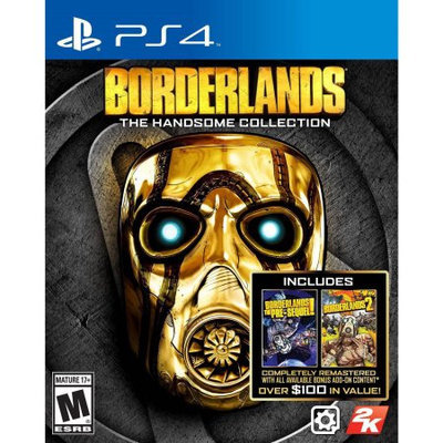 Take-two Interactive Borderlands: The Handsome Collection PRE-Owned (PlayStation 4)