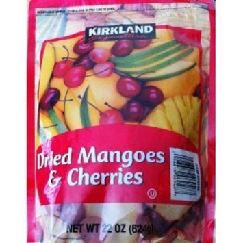 Kirkland Signature Kirkland Dried Mangoes & Cherries 22 Oz.