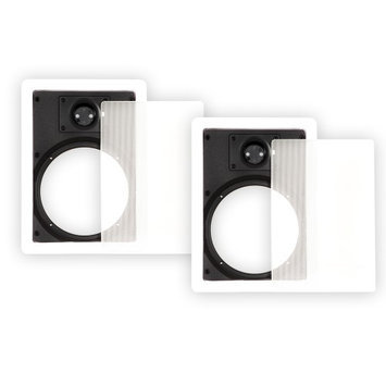 Theater Solutions 6.5 Inch In Wall Speaker Frames & Grills