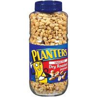 Planters Peanuts, Dry Roasted, Unsalted, 1 lb. 8 oz Jars (Pack of 2)