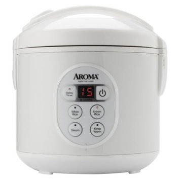 Aroma 8-Cup Digital Rice Cooker