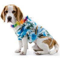 Paper Magic Hawaiian Dog Pet Costume