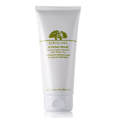 Origins A Perfect World Creamy Body Cleanser