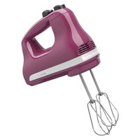KitchenAid 5-Speed Hand Mixer - Boysenberry KHM512
