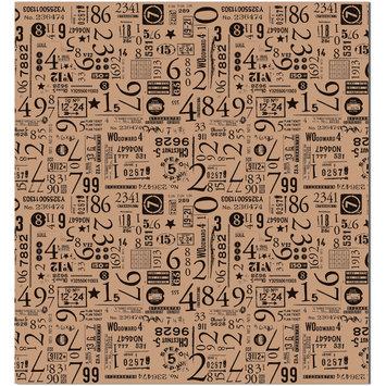 7 Gypsies 474859 Tissue Paper 20 in. x 30 in. 4-Pkg-Numero