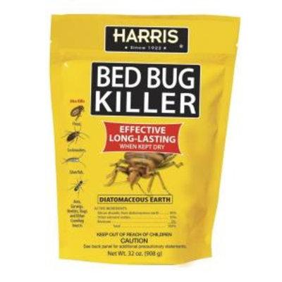 Harris 32 oz. Diatomaceous Earth Bed Bug Killer