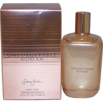 Unforgivable Woman By Sean John For Women Parfum Spray, 4.2-Ounces