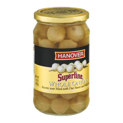 Hanover Superfine Whole Onions