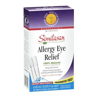 Similasan Allergy Eye Relief 0.015 fl oz
