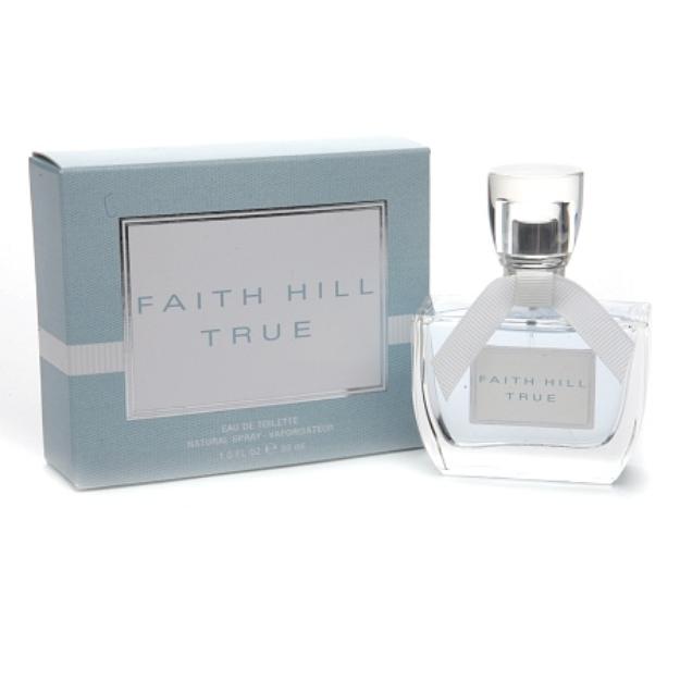 Faith Hill Parfums True Eau De Toilette Spray