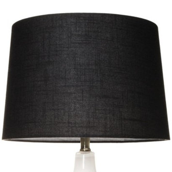 Threshold Drum Lamp Shade - Black Forest Large
