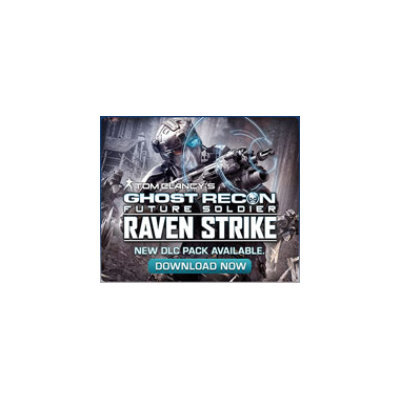 UbiSoft Ghost Recon Future Soldier: Raven Strike Map Pack