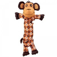 Kong Stretchezz Dog Toy - Monkey: Large - Medium & Large Dogs - (14