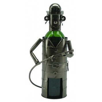 Three Star ZB820 Wine Bottle Holder - Fireman