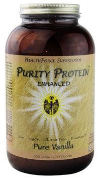 HealthForce Nutritionals - Purity Protein Enhanced Pure Vanilla - 500 Grams