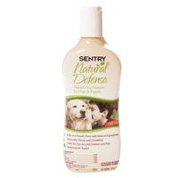 Sentry Natural DefenseA Flea Spice Scented Dog Shampoo