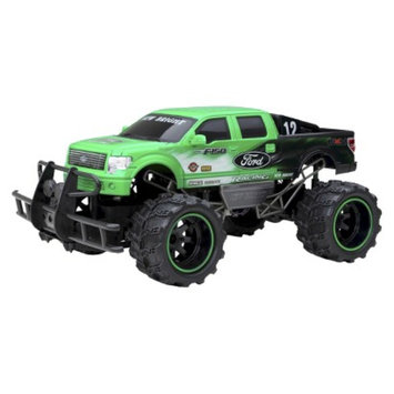 Golden Bright New Bright RC Baja Extreme Ford F150