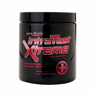 Lecheek Nutrition Intra Test Xtreme Testosterone Fueled Recovery