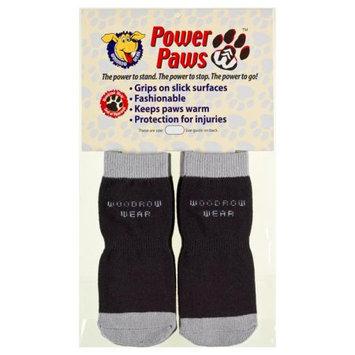 Woodrow Wear Power Paws Advanced Extra Large Black/Grey