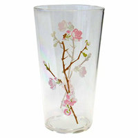 Corelle Coordinates Acrylic Glass Set of 6 - Cherry Blossom (19 oz.)
