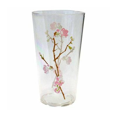 Corelle Coordinates Acrylic Glass Set of 6 - Cherry Blossom (19 oz.)