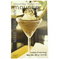 Foxy Gourmet Chocolate Fudge Mousse Mix, 3.2-Ounce Boxes (Pack of 3)