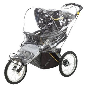 Jeep Jogging Stroller Weather Shield