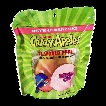 Crazy Apples Bubble Gum Flavored Apple