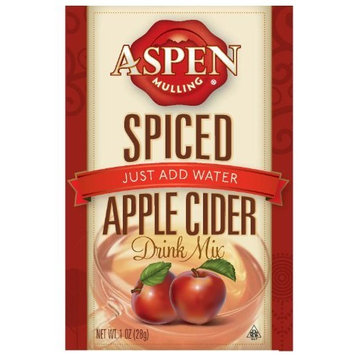 Aspen Mulling Spiced Apple Cider, 1-Ounce Packet, Single Serve Units (Pack of 72)