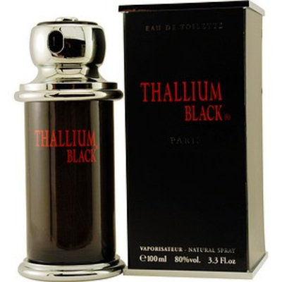 Thallium Black by Jacques Evard Eau de Toilette Spray for Men