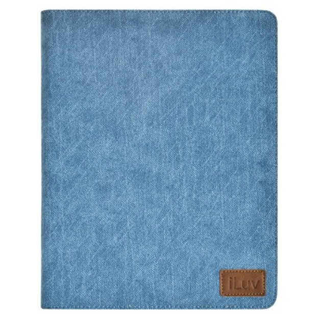Eforcity Great Jeans Portfolio Case for the new iPad