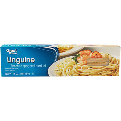 Great Value: Linguine, 16 oz