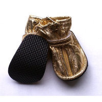 Unknown Dog boot Paw protector. Non Skid Sole - Large dogs to 30#