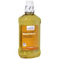 Walgreens Antiseptic Mouth Rinse, Original, 33.8 oz