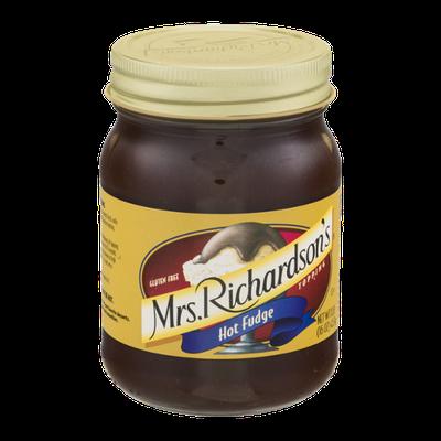 Mrs. Richardson's Hot Fudge Topping