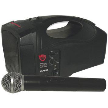 Nady WLPA 35/A Portable Wireless PA System