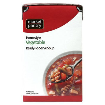 market pantry MP Boxed Trad Vegetable Soup 17.5oz