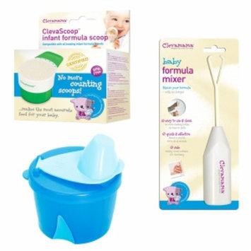 Clevamama Infant Formula Feeding Boy Pack, 3 Pc, 1 ea