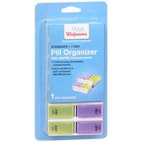 Walgreens AM/PM Standard Pill Box, 1 ea