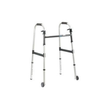 Invacare Corporation Dual-Release Paddle Walker with 3