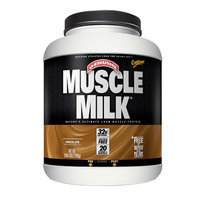 CytoSport Muscle Milk Protein Powder, Chocolate Milk, 4.96 lbs
