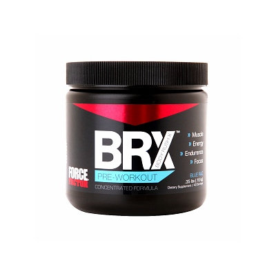 Force Factor BRX Pre-Workout Concentrated Formula