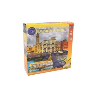 MasterPieces / Masters of Photography Panoramic Puzzle, World Traveler