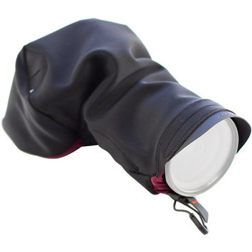 Peak Design Medium Shell Form-Fitting Rain and Dust Cover for Medium Camera & Lens