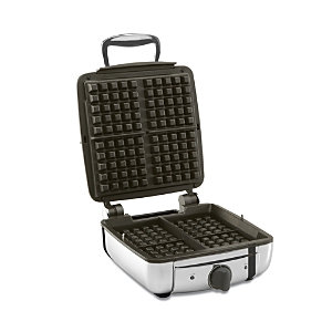 Williams Sonoma All-Clad 4-Square Waffle Maker Williams-Sonoma
