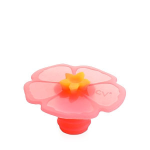 Charles Viancin Hibiscus Wine Stopper