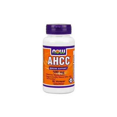 NOW Foods AHCC 500 mg VCaps