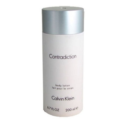 Contradiction by Calvin Klein for Women, Body Lotion, 6.8 Ounce