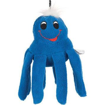 Krislin Blue Octopus Plush Dog Toy